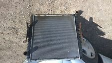 RADIATOR  -  REMOVED FROM FORD IVECO 75-E-15 BREAKING FOR SPARES