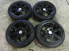 Honda Civic Type R 2001-06 EP3 Alloys full set of alloy Wheels+Toyo proxes Tyres
