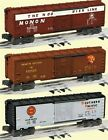 lionel #39223  archive 6464 boxcar 3 pack