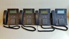 Lot Of 4 Adtran IP706 LCD Digital Display VOIP SIP Desk Phones - Refurbished