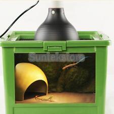 E27 220V 100W Heater Lamp Pet Reptile Halogen Light Basking Brooder UVA UVB