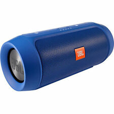 JBL Charge 2+ Portable Bluetooth Splashproof Speaker (Made in China) BLUE