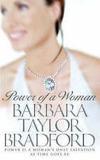 Power of a Woman by Barbara Taylor Bradford, Book, New (Paperback)