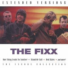 The Fixx : Extended Versions CD (2000)