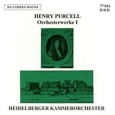 Purcell-Orchestra opere 1 (CD) Label: Da Camera Magna!