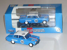 1:43 Classics - 2010 Club Car - Ford Cortina GT
