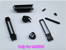 T Black Replacement Repair Part Set For Sony Ericsson MW600 Bluetooth Headsets