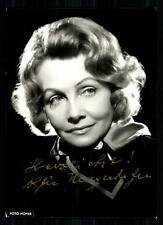 Elfie Mayerhofer Autogrammkarte Original Signiert ## BC 13498