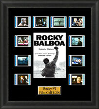 Rocky 6 (2006) Rocky Balboa Film Cell Memorabilia FilmCells Movie Cell