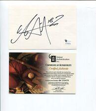 Se Ri Pak Sexy LPGA Golf Champ HOF Hall Of Fame Signed Autograph COA