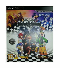 Kingdom Hearts HD 1.5 ReMIX -- Limited Edition (Sony PlayStation 3, 2013) PS3 #