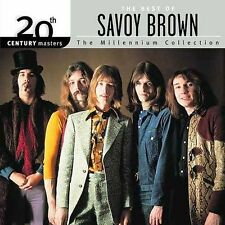 20th Century Masters - The Millennium Collection: The Best of Savoy Brown by...