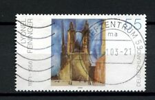 Germany 2002 SG#3149 Hall Market Church Painting Used #A4689
