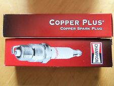 HARLEY EVOS & SHOVELHEAD 1975-1984 CHAMPION SPARK PLUG SET RN12YC COPPER PLUS