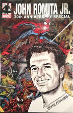John Romita Jr 30th Anniversary Special NM- 1st Print Free UK P&P Marvel Comics