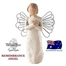 REMEMBRANCE ANGEL Demdaco Willow Tree Figurine By Susan Lordi BRAND NEW IN BOX