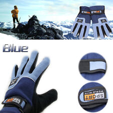 New Warm Winter Gloves Fleece Ski Snowboard Snow Women Girl Outdoor Sport