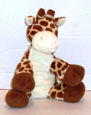 TY Pluffies TIPTOP the Giraffe 9 in Tylux Plush Lovey Cuddle Soft 2006