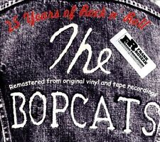 The Bopcats-25 Years Of Rock `N` Roll! CD NEW
