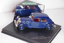 VITESSE CITROEN TRACTION 11 AL 1934 DARK BLUE 1/43