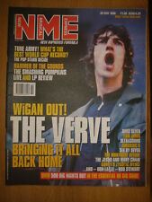 NME 1998 MAY 30 VERVE SHED 7 SMASHING PUMPKINS GORKY