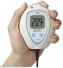 Maxtec Handheld Oxygen Analyzer Monitor - MaxO2+AE - R217P72