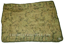 wet weather poncho LINER woodland camouflage GI issue military woobie US surplus