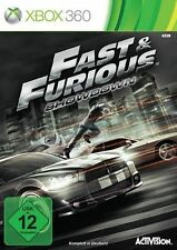 Microsoft XBOX 360 Spiel ***** The Fast & and und Furious Showdown ******NEU*NEW
