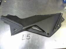 HONDA CBR125 CBR 125 LEFT SEAT PLASTIC TRIM FAIRING COWL *FREE  UK DELIVERY*L5