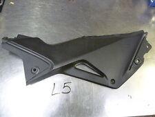 HONDA CBR125 CBR 125 LEFT SEAT PLASTIC TRIM FAIRING COWL *FREE  UK DELIVERY*L5