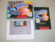 KEN GRIFFEY JR. WINNING RUN (Super NES SNES) Complete
