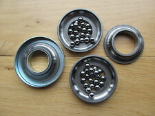 99-3733 BSA A75 TRIUMPH T100 T120 T150 STEERING HEAD RACE CUP & CONE BEARING SET