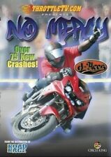 NO MERCY ThrottleTV.com Circle King DVD BRAND NEW SEALED We Ship Worldwide!