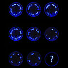 2x Bicycle Bike Wheel Tire Tyre Spoke Valve Cap Lamp Neon Flash LED Light
