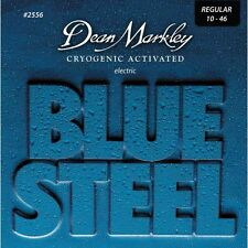 Dean Markley 2556 Blue steel - regular 10-46 - Jeu de cordes guitare électrique