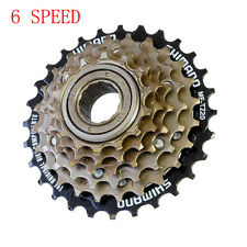 Shimano  MF-TZ20 Tourney 6 Six Speed Screw on Bike Freewheel 14 - 28