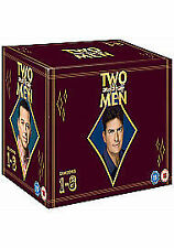 Two And A Half Men - 28 Disc DVD Box Set Series 1-8 - Charlie Sheen - LOOK
