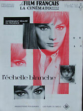 Le Film Français N°1261 (11/10/1968) L'échelle blanche -
