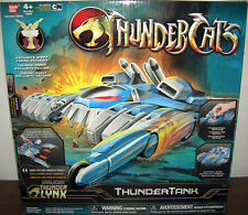Thundercats - THUNDER TANK WITH SNARF FIGURE
