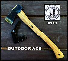 Wetterlings Outdoor Axe #118 - same size as G Bruks Small Forest Axe