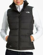 NEW  THE NORTH FACE Nuptse ll  - women's  down 700 vest size XS Black NEW
