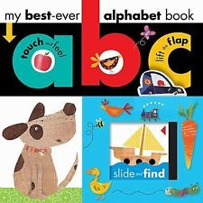 My Best Ever: ABC Alphabet Book