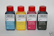 4x 250ml true pigment Ink Epson encre non OEM OCP recharge encre workforce