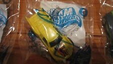 2015 McDonalds Team Hot Wheels Happy Meal Toy #5 BAJA TRUCK, sealed