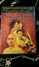 Crouching tiger hidden dragon dvd *** chow yun fat ***( 2001 ) *****
