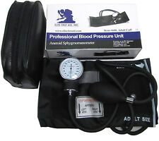 Blood Pressure Unit ( Adult Cuff ) with Case - Elite First Aid #600