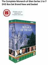 Monarch Of the Glen Series 1-7 DVD Box Set 1 2 3 4 5 6 7 Brand New Sealed UK R2