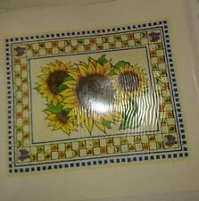 Craftworks Full Colour Water Transfer - Sunflowers   Easy application