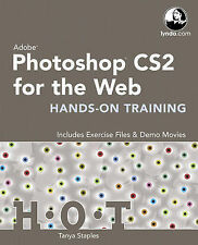 Adobe Photoshop CS2 for the Web Hands-On Training-ExLibrary