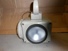 Type 1512-2 Roflan Warning Lamp With Color Lens New Old Stock